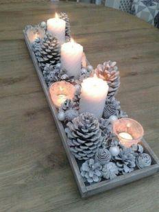 Simple Christmas Decoration Ideas 45