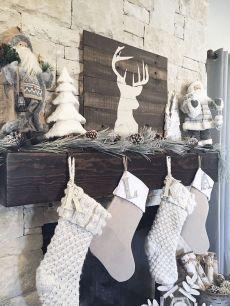Simple Christmas Decoration Ideas 47