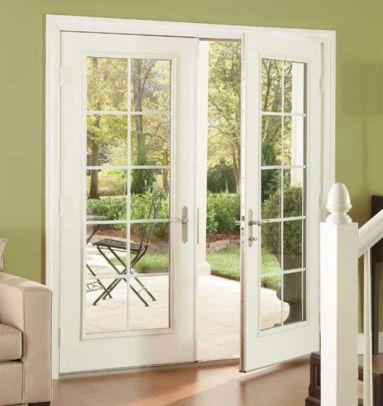 Sliding Glass Patio Doors French