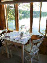Vintage Lake Cottage Decorating