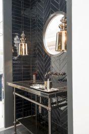 33+ Amazing Mirror Bathroom Tiles For Bathroom Looks Luxurious 150