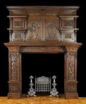 Antique Fireplace Mantels Ideas