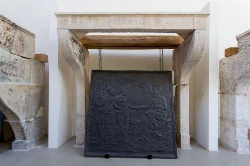 De Opkamer Antique Fireplace