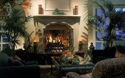 Old Vintage Fireplace
