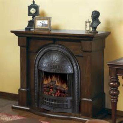 Vintage Antique Electric Fireplaces