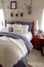 Awesome Christmas Bedroom Design 11