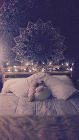 Awesome Christmas Bedroom Design 14