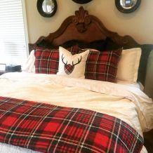 Awesome Christmas Bedroom Design 42