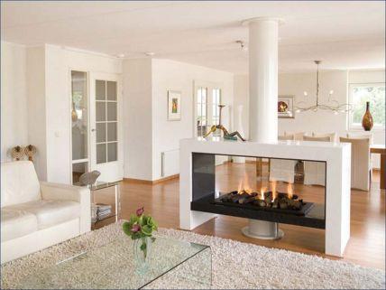 45+ Beautiful Contemporary Fireplace Design Ideas – FresHOUZ