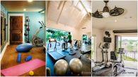 Beautiful Home Gym Design Ideas