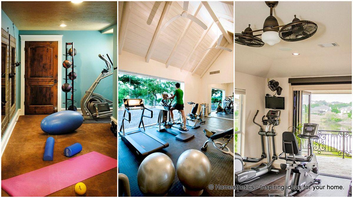 Home Gym Design Ideas - Home Design Ideas