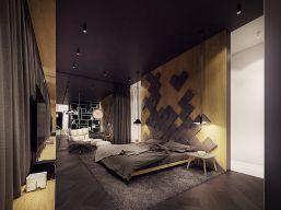 Best Color Modern Bedroom Design 20