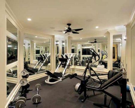 Home Gym Design Idea
