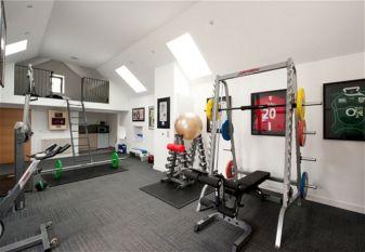 Home Gym Ide