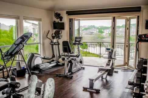 Home Gym Room
