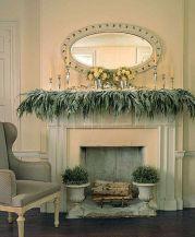 Martha Stewart Christmas Mantel Decorating Ideas