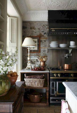 Stone Wall Kitchen Ideas