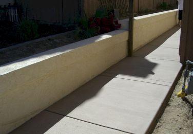 Concrete Retaining Wall Block Ideas