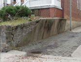 Concrete Retaining Wall Repair