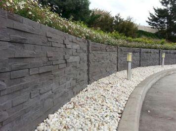 Concrete Retaining Walls Sleeper