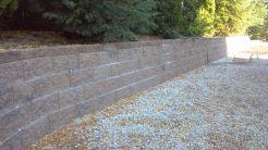 Decorative Concrete Retaining Walls