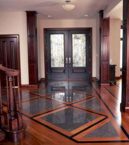 Design Wood Floor And Tile Together