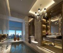European Style Luxury Bathroom