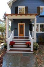 Gorgeous Farmhouse Front Porch Ideas 112