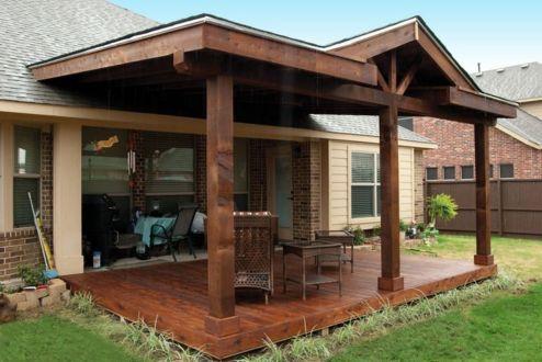Gorgeous Farmhouse Front Porch Ideas 128