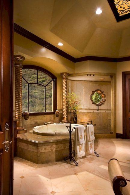 Luxury Master Bathroom Design Ideas