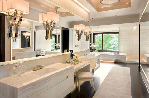 Master Bathroom Luxury Home Interiors