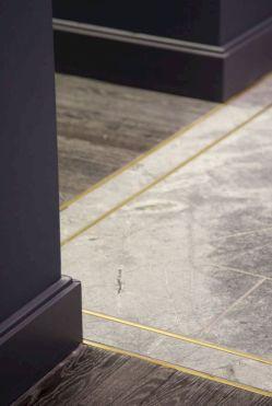Metal Flooring Transitions