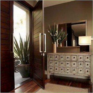 35+ Wonderful Small Entryway Cabinet Design Ideas / FresHOUZ.com