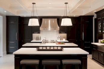 Modern Kitchen Cabinets With Black