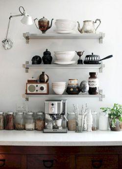 Open Shelving Kitchen Shelves