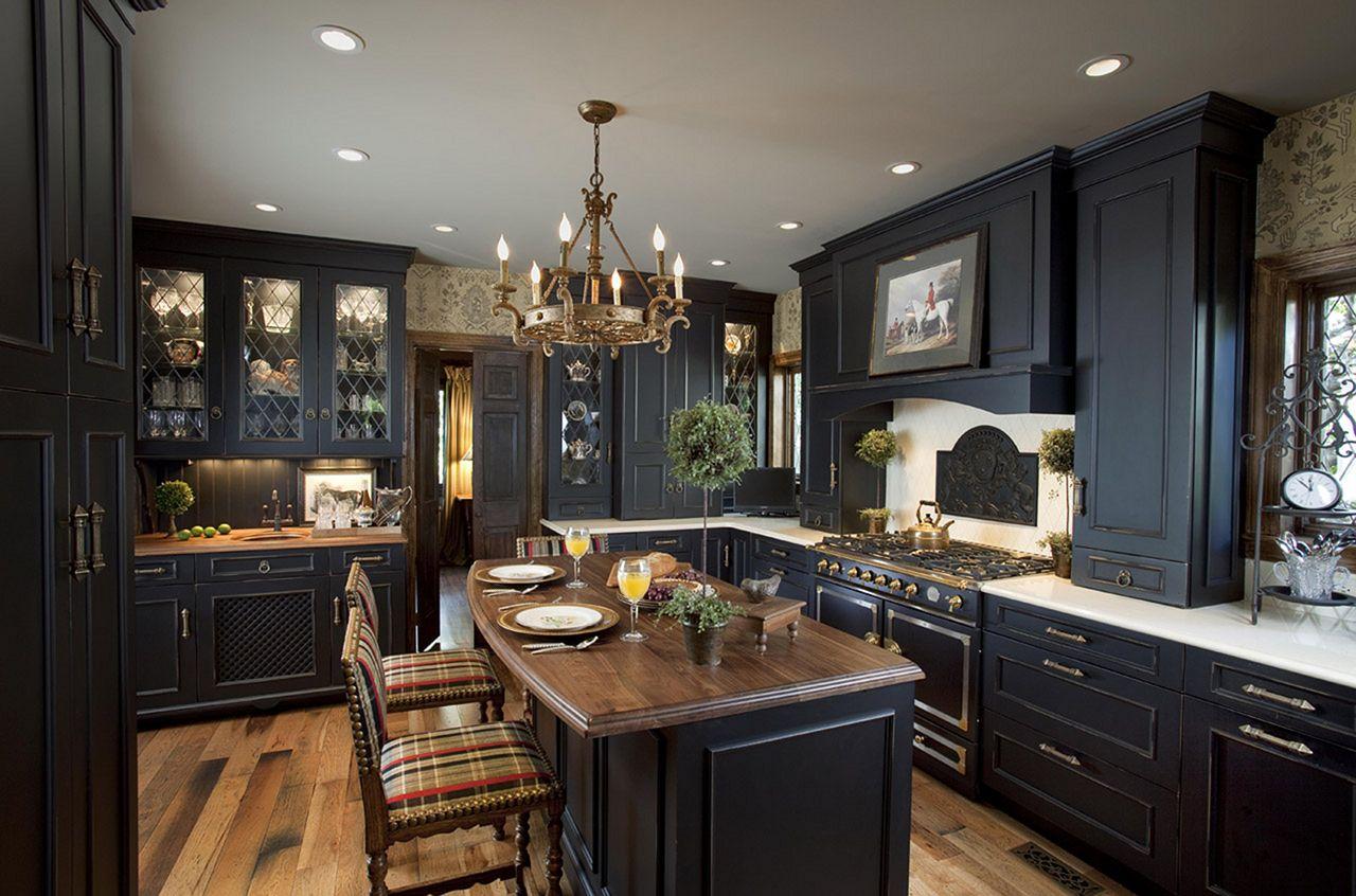 Beau Ralph Lauren Kitchen Design