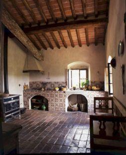 Rustic Italian Style Kitchen