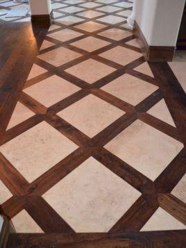 Wood And Tile Floor Design Ideas