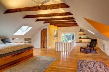 Attic Idea Master Bedroom