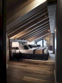 Attic Master Bedroom