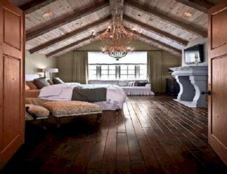 Attic Into Master Bedroom