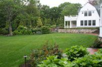 Backyard Idea Landscaping Garden