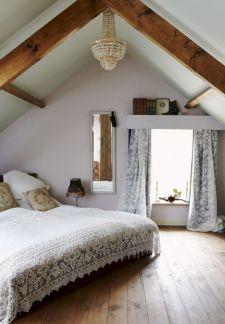 Beautiful Attic Bedroom