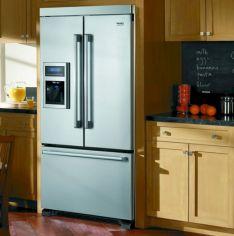 Kitchen Refrigerator Cabinets