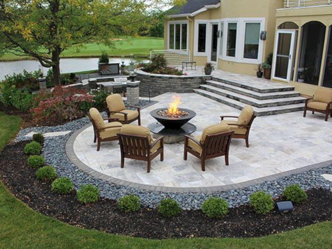 25 Best Inspiration Beautiful Landscaping Around Patio For Amazing Garden Freshouz Com