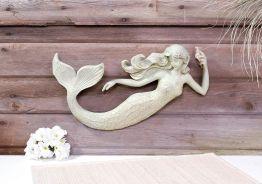 Mermaid Wall Art Decor