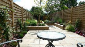 Minimalist Garden Design Idea
