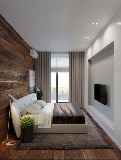 Modern Apartment Design Idea For Bedroom