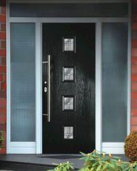 Modern Contemporary Front Door