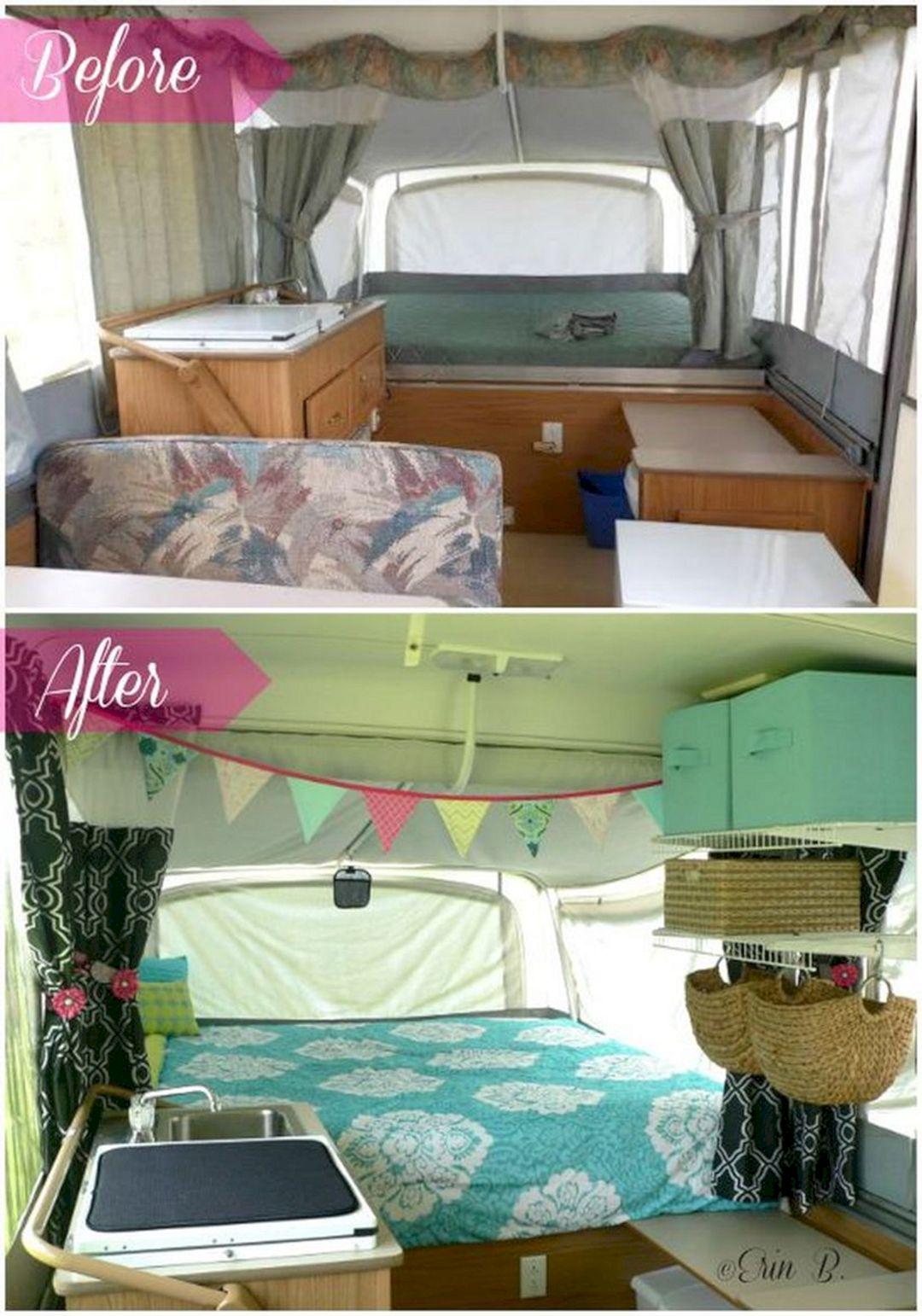 Pop Up Camper Remodel Ideas Pop Up Camper Remodel Ideas